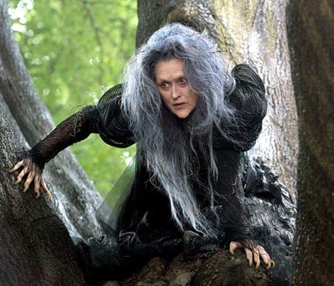Mery Streep - Into the Woods