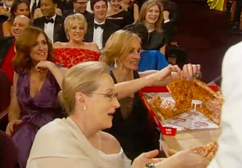 meryl julia pizza oscars