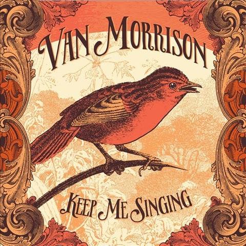 Review: Van Morrison Brings Vintage Chill to 'Keep Me Singing' news