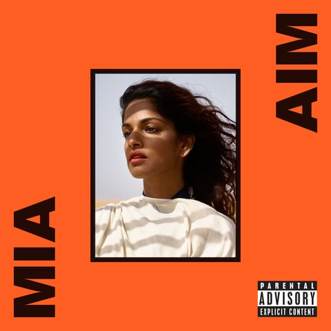 Review: M.I.A.'s 'AIM' Keeps Things Radical news