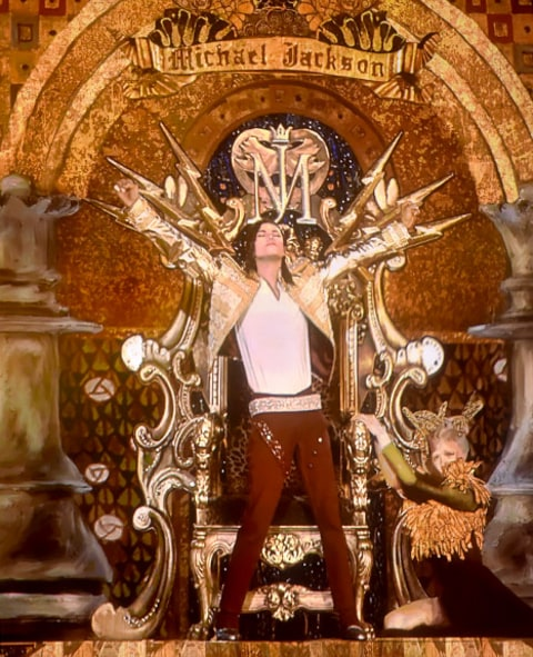 Michael Jackson - Billboard Music Awards