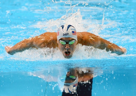 Michael Phelps Olympic Trials