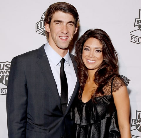 Nicole M Johnson Michael Phelps