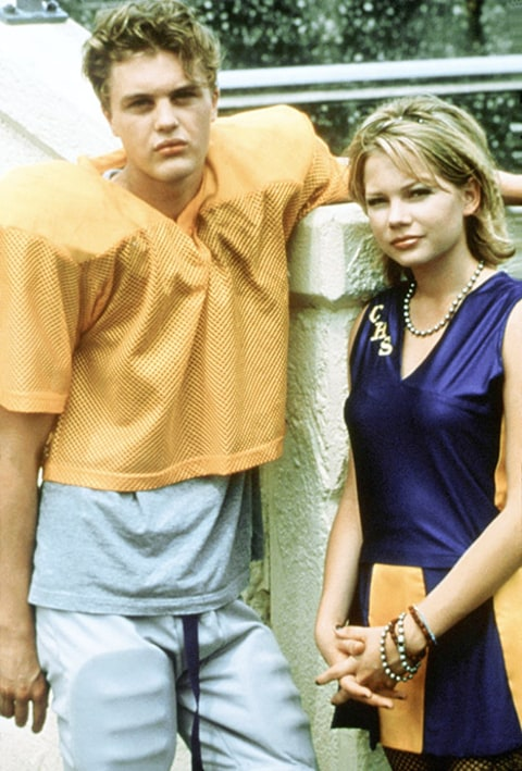 Michael Pitt and Michelle Williams Dawson's Creek