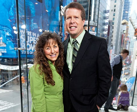 celebrity moms news michelle duggar urges brides have even youre mood