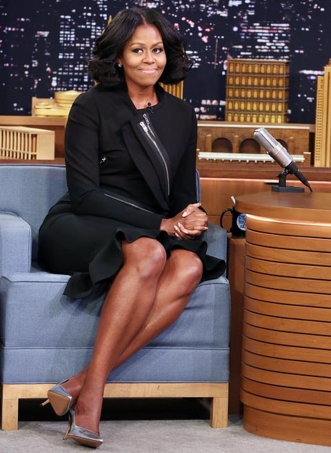 Michelle Obama The Tonight Show Starring Jimmy Fallon