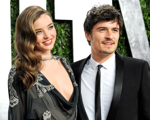 Miranda Kerr Reveals What Orlando Bloom Text Her After Dick Pics Leaked