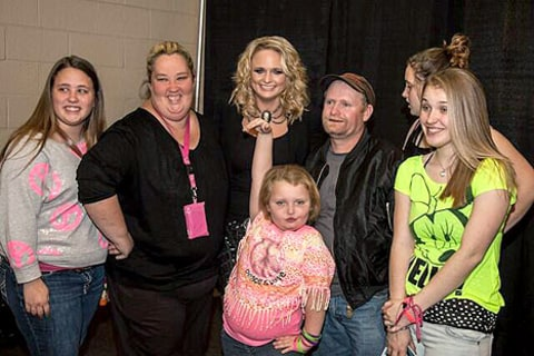 miranda lambert and honey boo boo