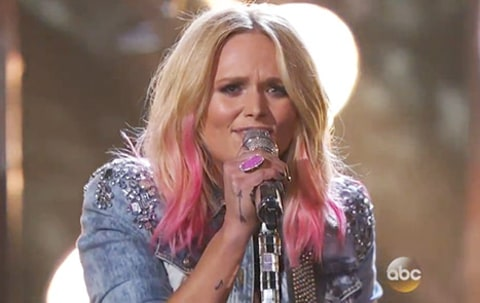 miranda lambert says in cmas 2015 speech i needed a