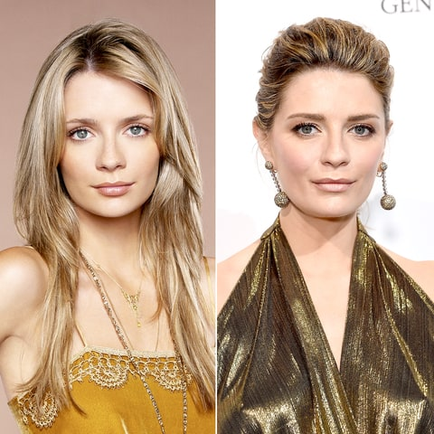 Mischa Barton Then And Now 'The O.C.' Premiered...