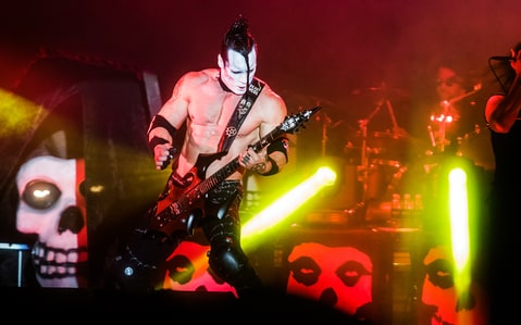 Misfits' Reunion With Glenn Danzig Stuns With 25 Hits From Hell news