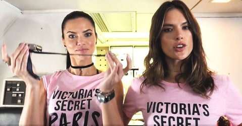 Adriana Lima hopes daughters will be Victoria's Secret Angels