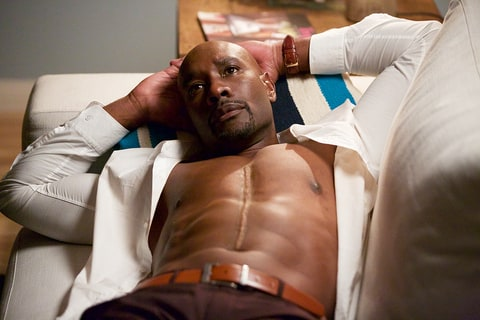 Morris Chestnut on 'Rosewood'