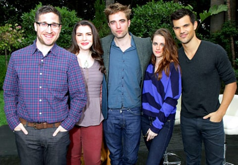 MTV First Twilight