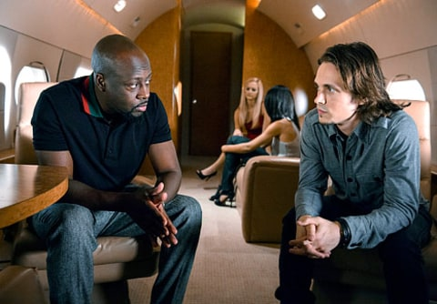 Wyclef on Nashville