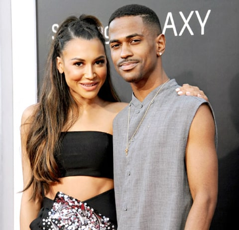 Naya and Big Sean Engaged