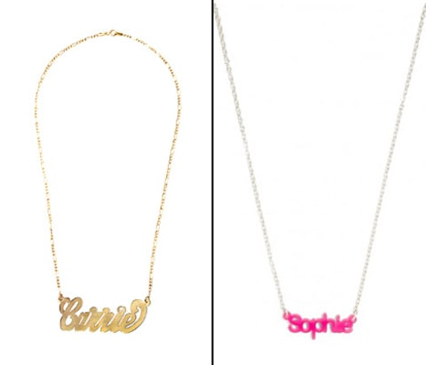 Beyonce necklace