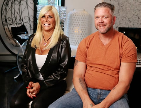 Big Ang and Neil Murphy