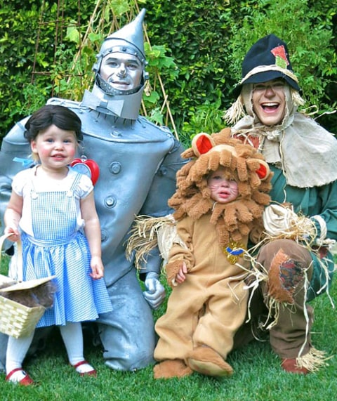 NPH and Family Halloween