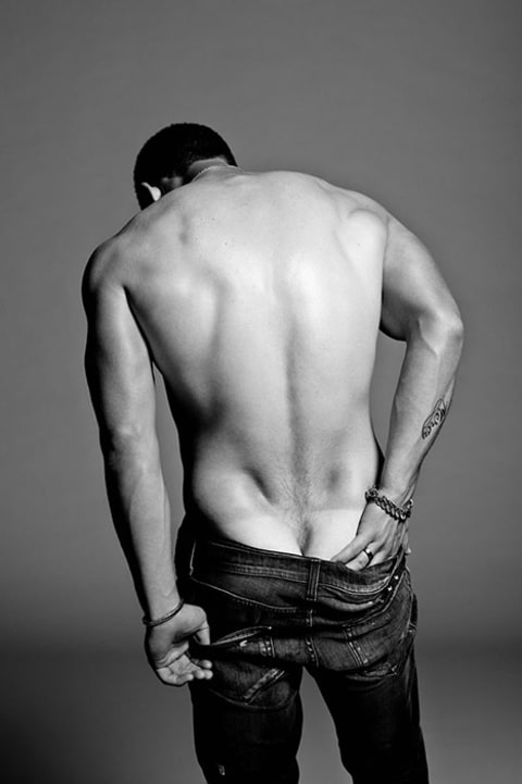 Nick Jonas butt photo