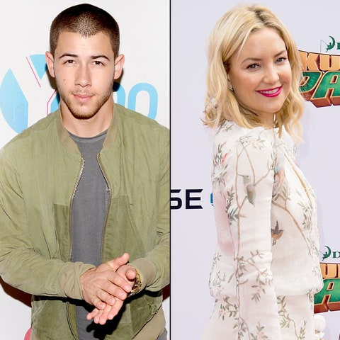 Nick Jonas / Kate Hudson
