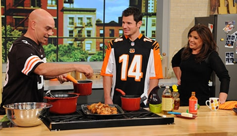 NIck Lachey on Rachel Ray