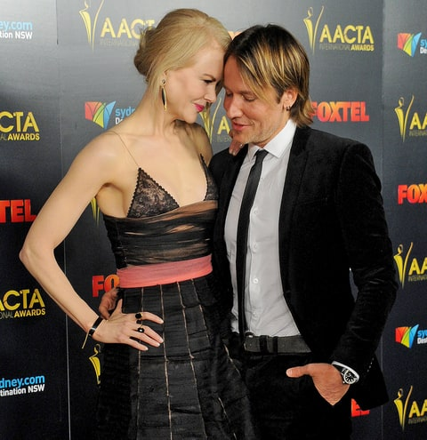 Nicole Kidman: Keith U...