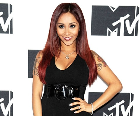 snooki mtv upfronts