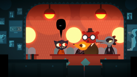 'Night in the Woods'