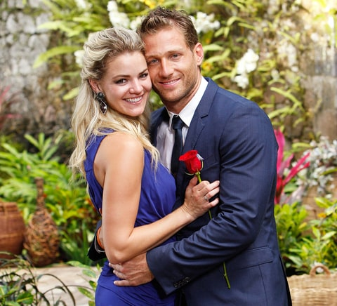 Nikki Ferrell and Juan Pablo on The Bachelor