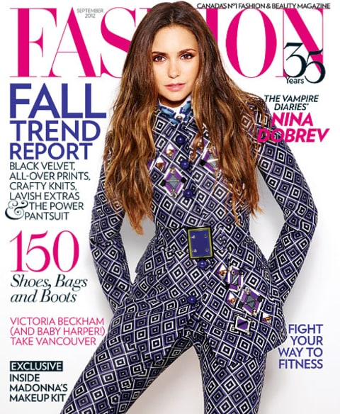 Nina Fashion Cover