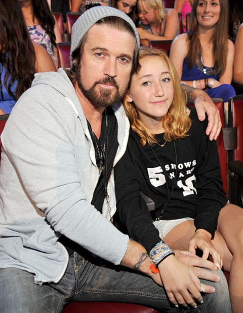billy ray cyrus and noah cyrus