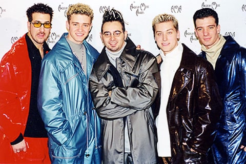 Lance Bass Quot Pedophile Quot Inappropriately Touched Me During N Sync Days Us Weekly