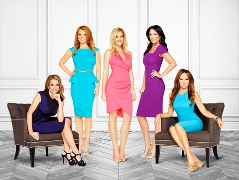 Cary Deuber, Brandi Redmond, Stephanie Hollman, LeeAnne Locken, Tiffany Hendra