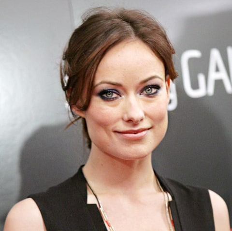olivia wilde smokey eyes