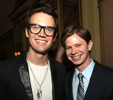 Tyler Hilton and Lee Norris
