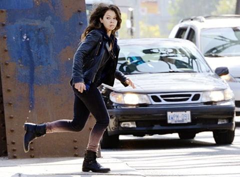 Tatiana Maslany and Orphan Black