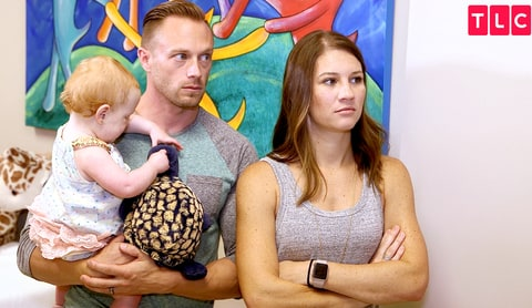 outdaughtered 39 s parents break down over daughter 39 s surgery ForWhere Is Danielle S Dad On Outdaughtered