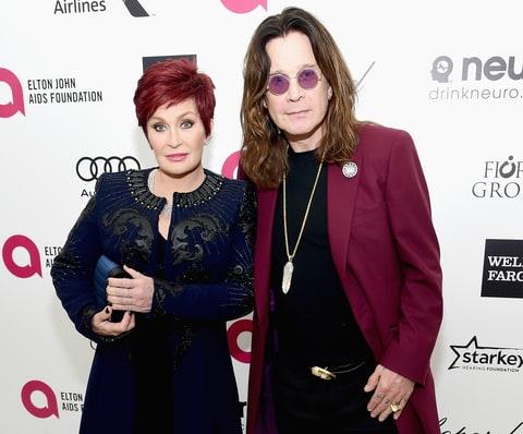 Sharon Osbourne Ozzy Osbourne