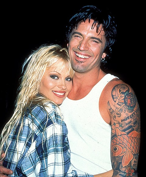 Tommy lee pam anderson sex tape photo 104