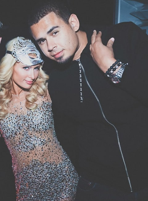 Paris and Afrojack