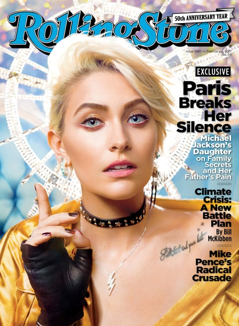 Image result for paris jackson rolling stone
