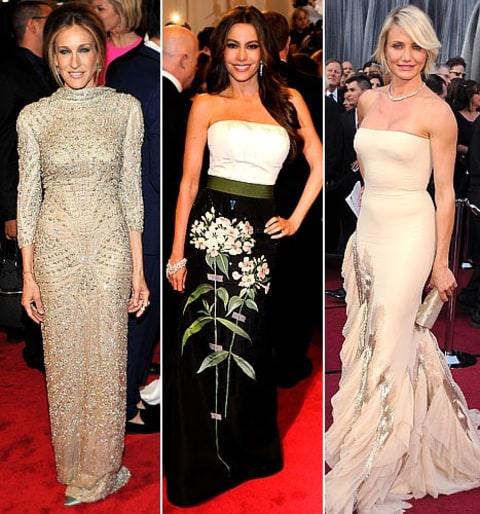 SJP, Vergara and Cameron