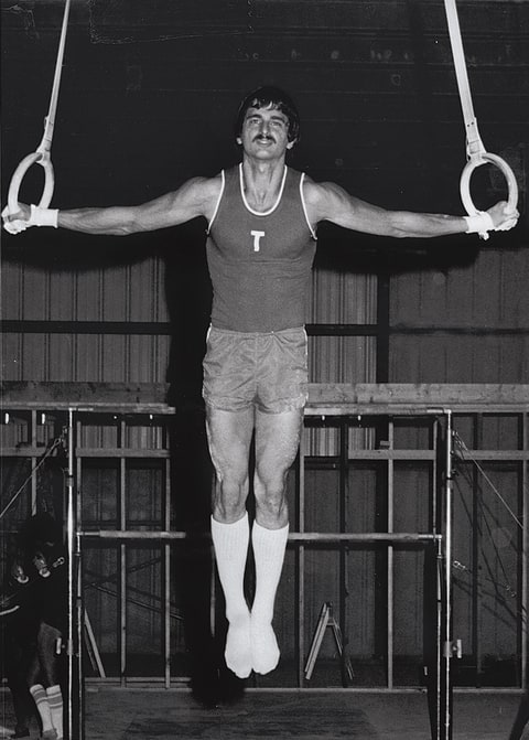 Passalaqua Gymnast hitman murder