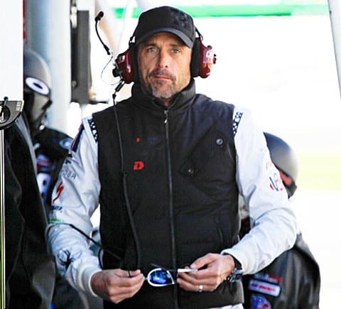 patrick dempsey still wearing ring