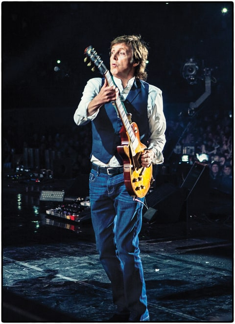 Paul McCartney Performing Buenos Aires May