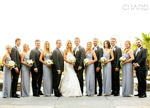 Paul Walker - Bridal Party