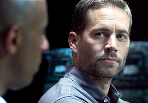 Paul Walker - Fast and Furious trailer