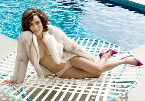 Paula Patton - Vanity fair