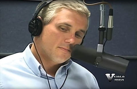 Pence hosted a talk-radio show in the 1990s, calling himself